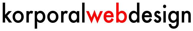 Korporal Webdesign