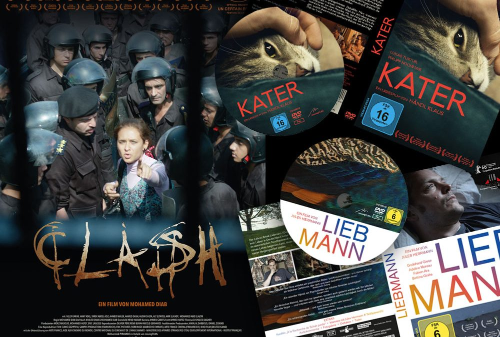 Korporal Graphics for Film Distribution